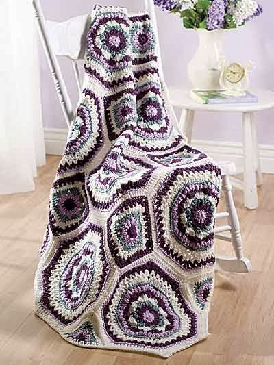 Free Crochet Patterns Free Crochet Patterns Afghans Iii