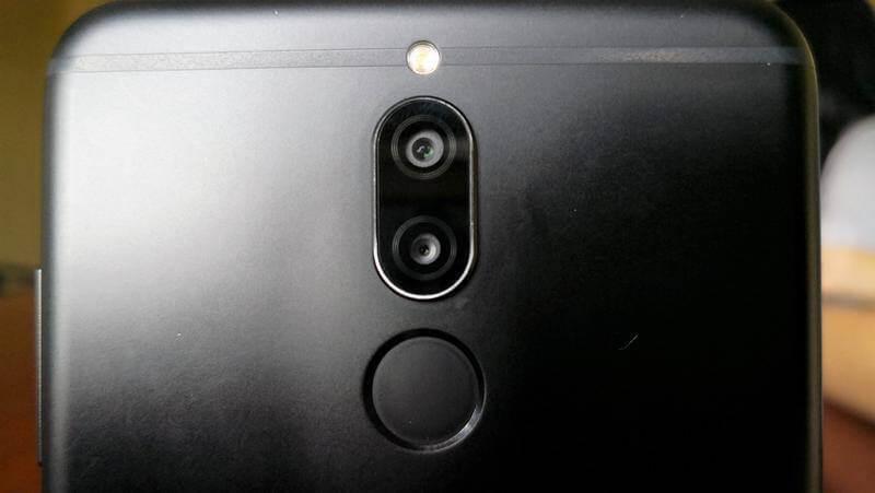 Huawei Nova 2i Upper Back