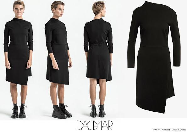 Princess Sofia wore Dagmar Arcelia Dress