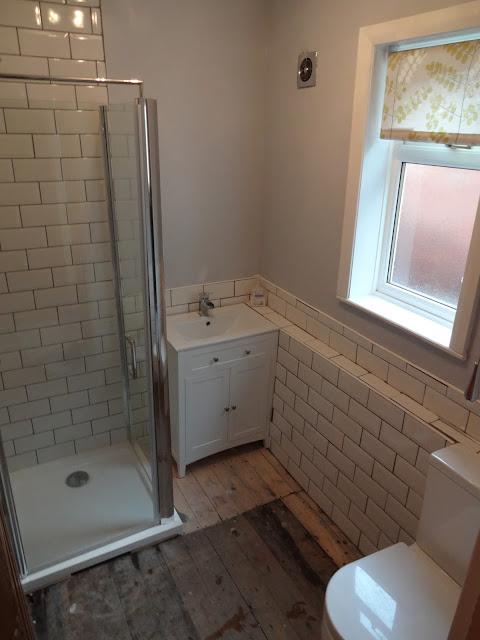 Victoria Plum bathroom