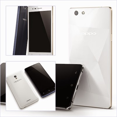 #OPPOnewTrio Joy Plus, Neo 5 and R1x