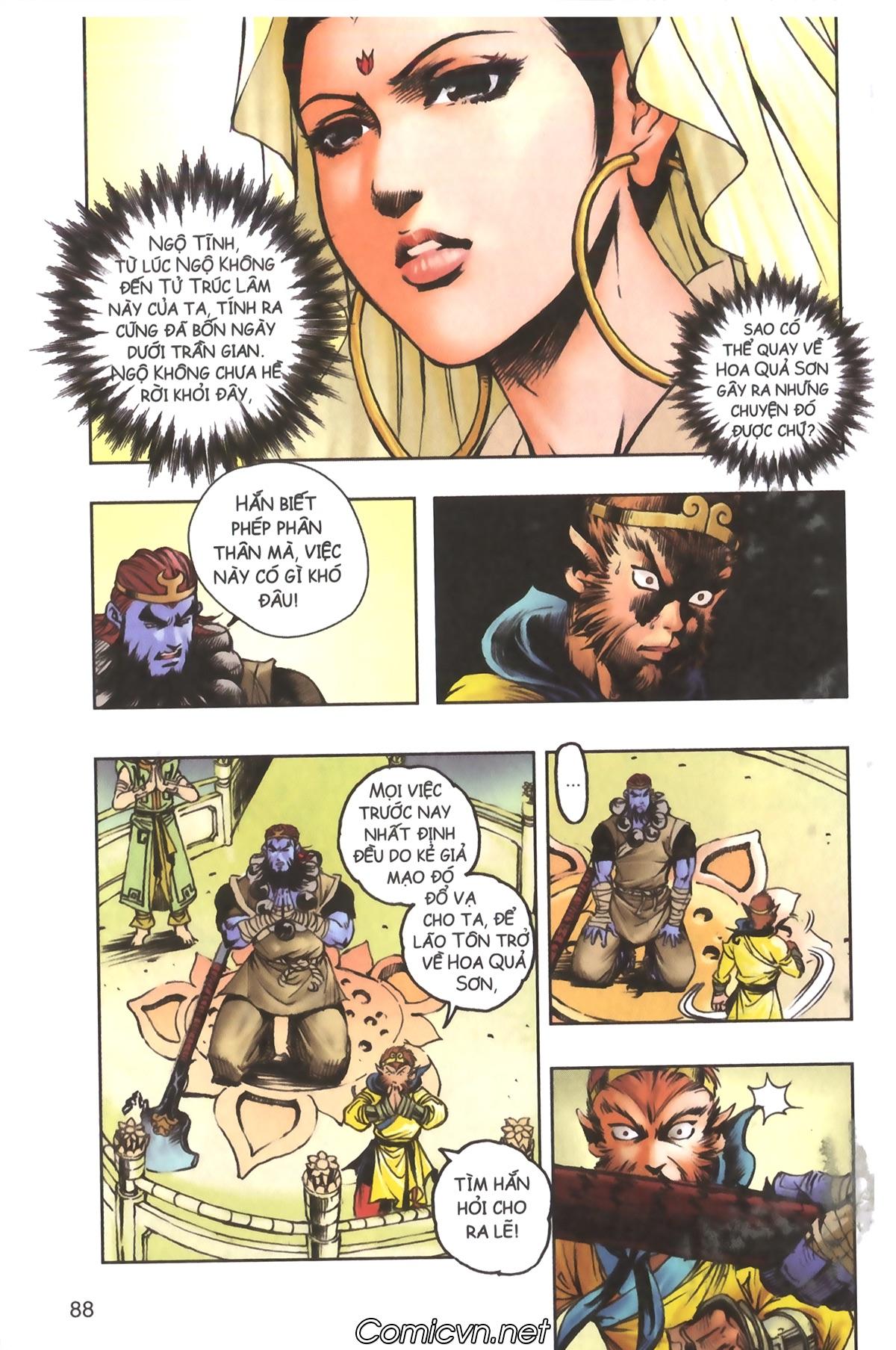 Tây Du Ký màu - Chapter 103 - Pic 14