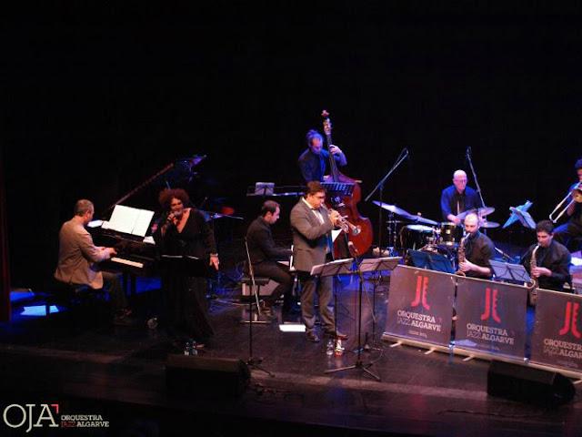 Concertos da Orquestra de Jazz do Algarve animam noites em Quarteira