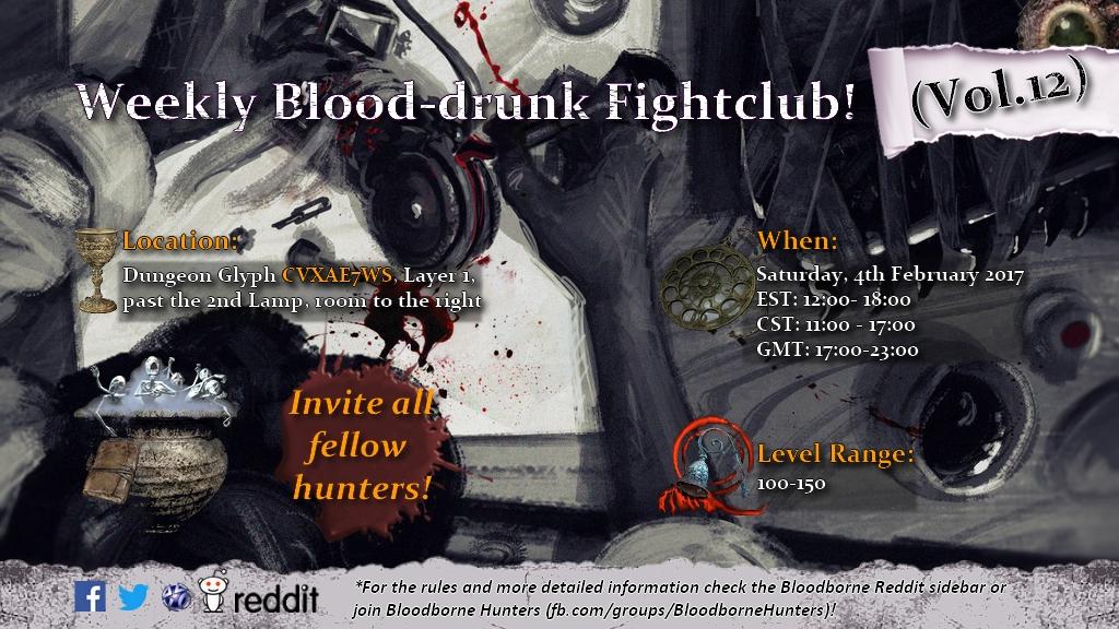 Bloodborne matchmaking level range