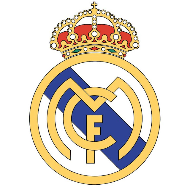 Gambar Logo Klub Real Madrid FC