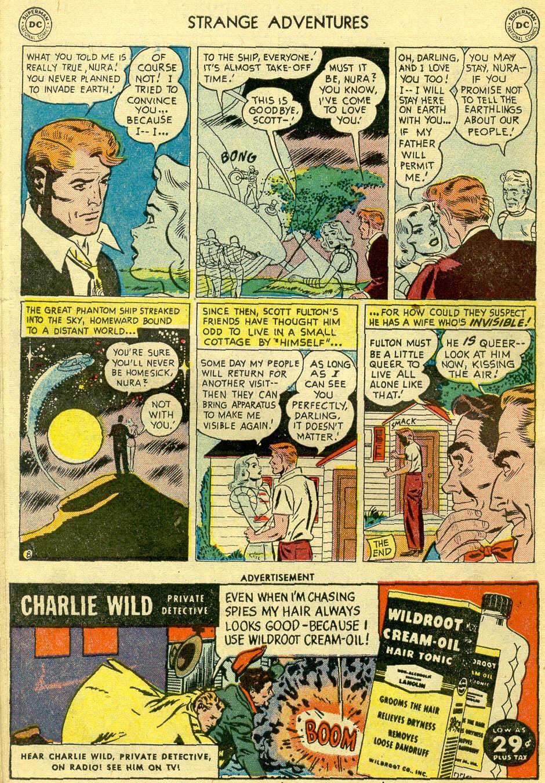 Strange Adventures (1950) issue 13 - Page 40