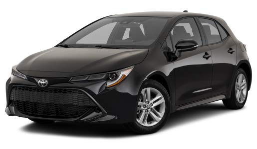 Toyota Corolla Hatchback 2019 Model