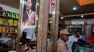 La Superintendencia de Precios Justos de Venezuela tomó varios establecimientos en Caracas.