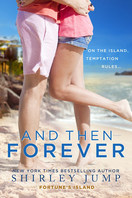 Stuck In Books: And Then Forever by Shirley Jump ~ Cover Reveal & Giveaway