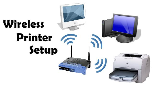 Tech articles: How to Turn Your Wired Printer Wireless