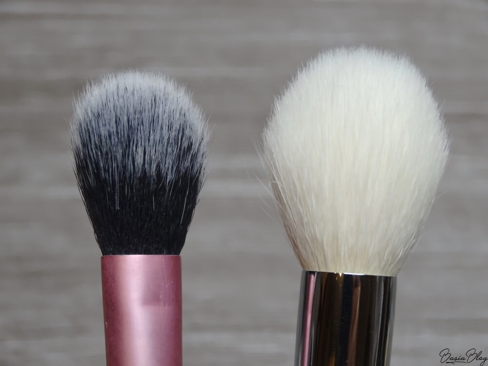 Real Techniques Setting Brush, Zoeva 105 Luxe Highlight