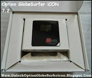 Option GlobeSurfer iCON 7.2S Modem Drivers for Mac Download