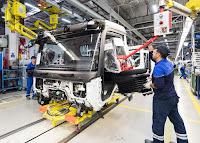 Mercedes ten Aksaray a yeni yatırım