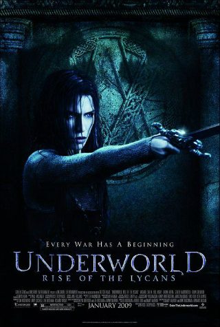 Underworld: Rise of the Lycans [2009] [DVD9] [NTSC] [Latino]