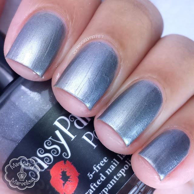 Sassy Pants Polish - Tin Man