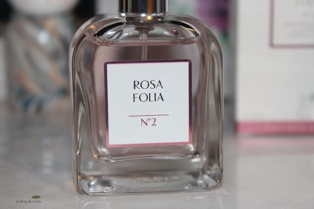 ROSA FOLIA