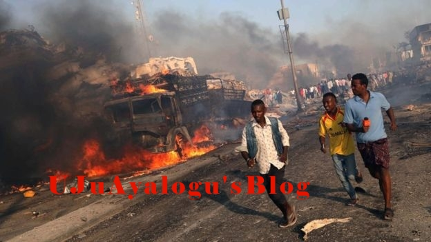 Somalia Sacks Police, Security Bosses After Deadly Bombing