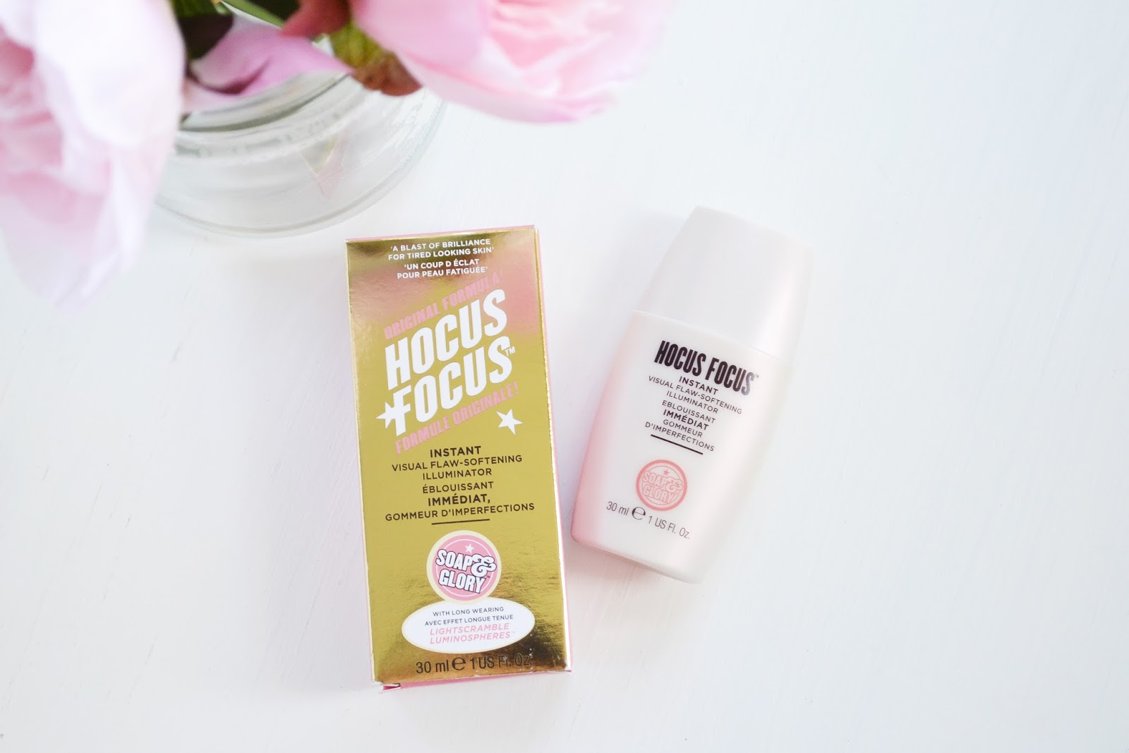 hocus focus soap and glory