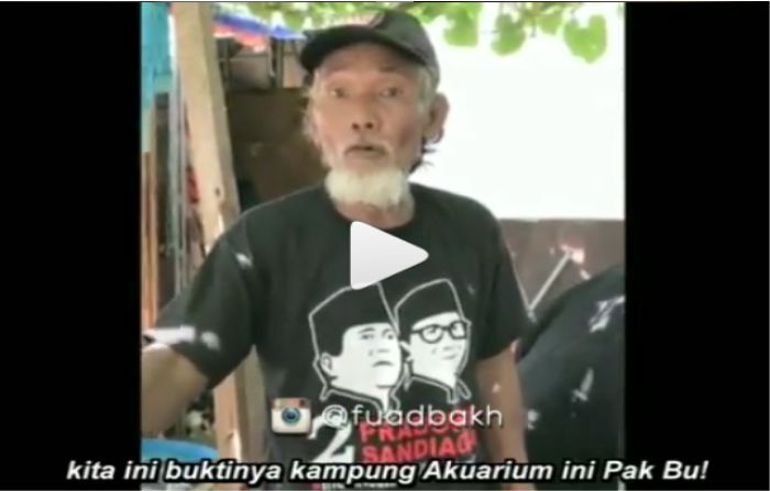 "Video Fuadbakh Jokowi ""Ganti Untung Ganti Buntung"""