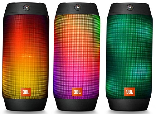 JBL Pulse 2 Review The most compact Light Bluetooth speaker