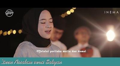 Deen Assalam versi Sabyan