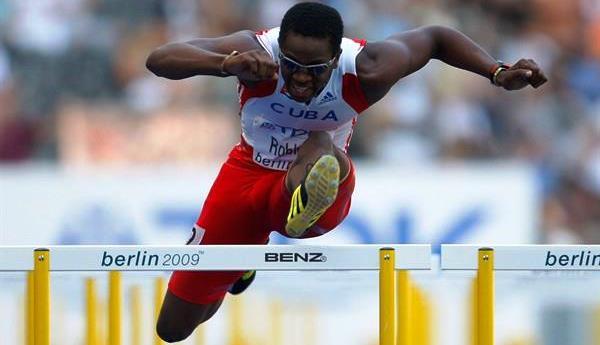 """as nuevas noticias indican que el """"Lord del Guaso"""" estará en el Campeonato Mundial de Atletismo de Londres."""
