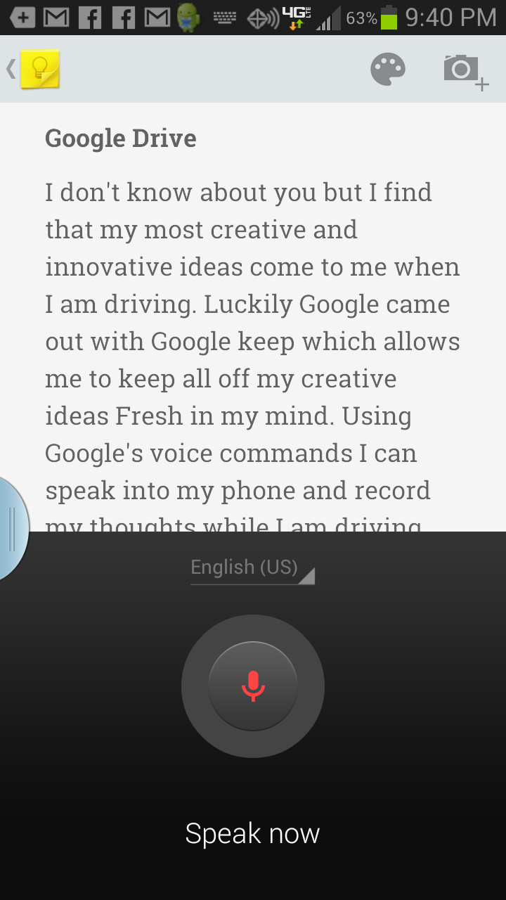 Google Keep for Your