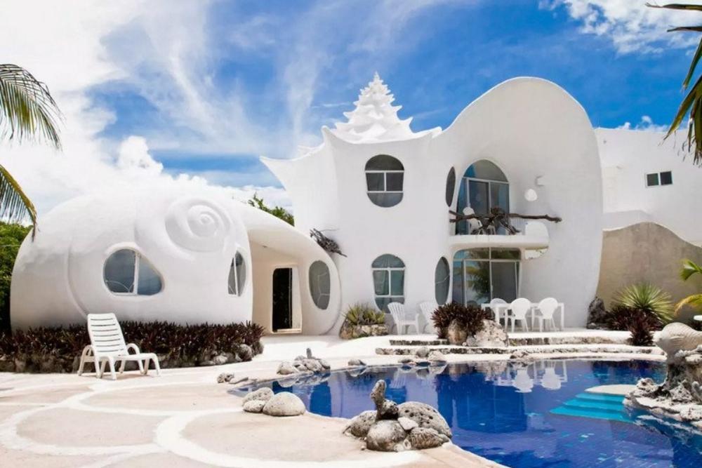 Urlaubsfeeling pur: Das sind die schönsten Airbnb Locations weltweit! Mexiko