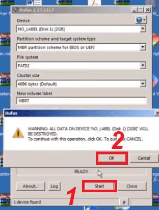 تحميل وشرح rufus أسرع وأخف برنامج لحرق الويندوز على فلاشة Usb