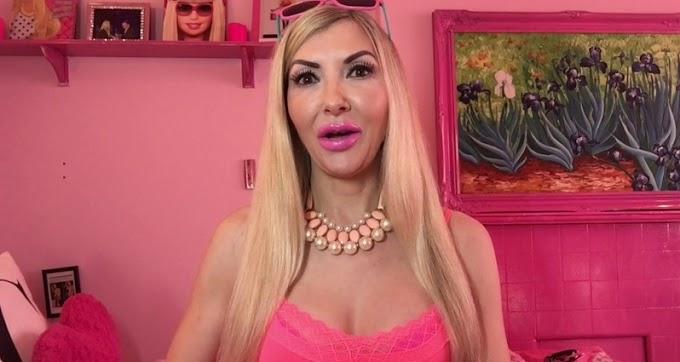 Rachel Evans, la mujer que quiere ser Barbie