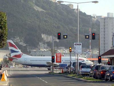 bandara gibraltar