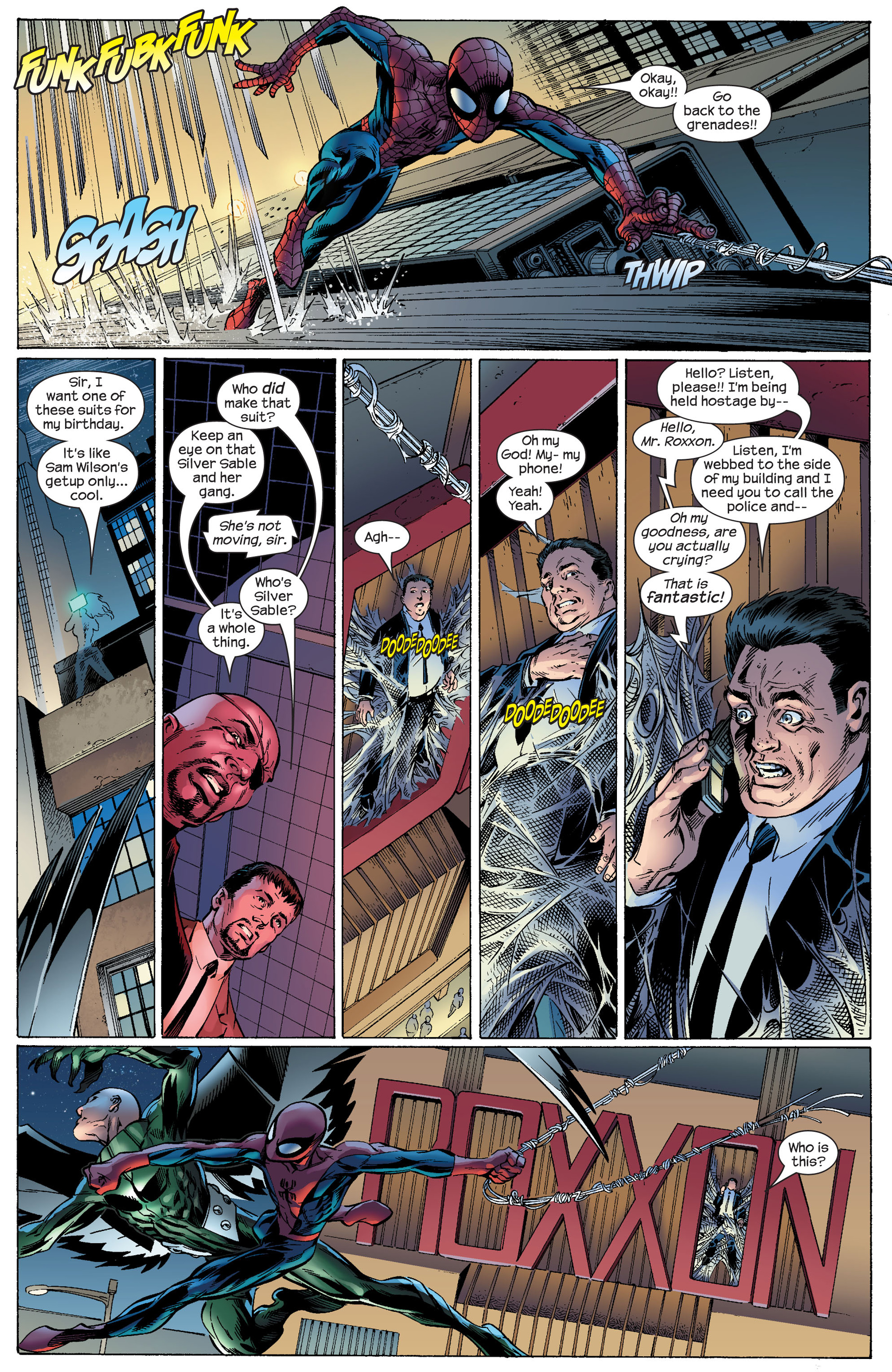 Read online Ultimate Spider-Man (2000) comic -  Issue #90 - 10