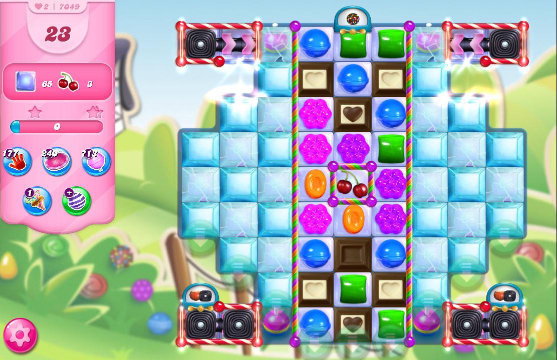 Candy Crush Saga level 7049