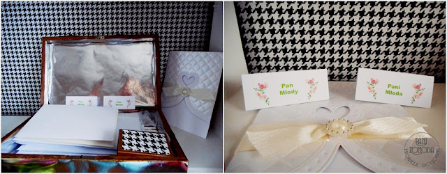 koperty diy szkatułka