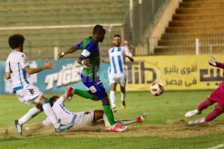الدوري المصري يشتعل بعد تعادل المقاصة مع بيراميدز