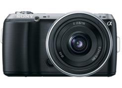 Cámara Evil Sony NEX-C3 8-55mm