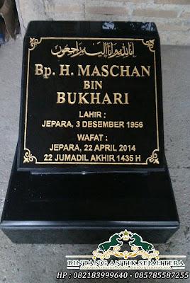 Contoh Batu Nisan | Jual Nisan Kuburan