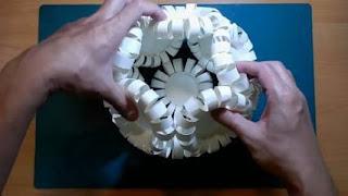 Panduan Lengkap Cara Membuat Lampion dari Gelas Plastik Dengan Gambarnya