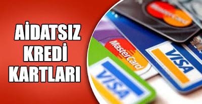 ücretsiz kredi kartları
