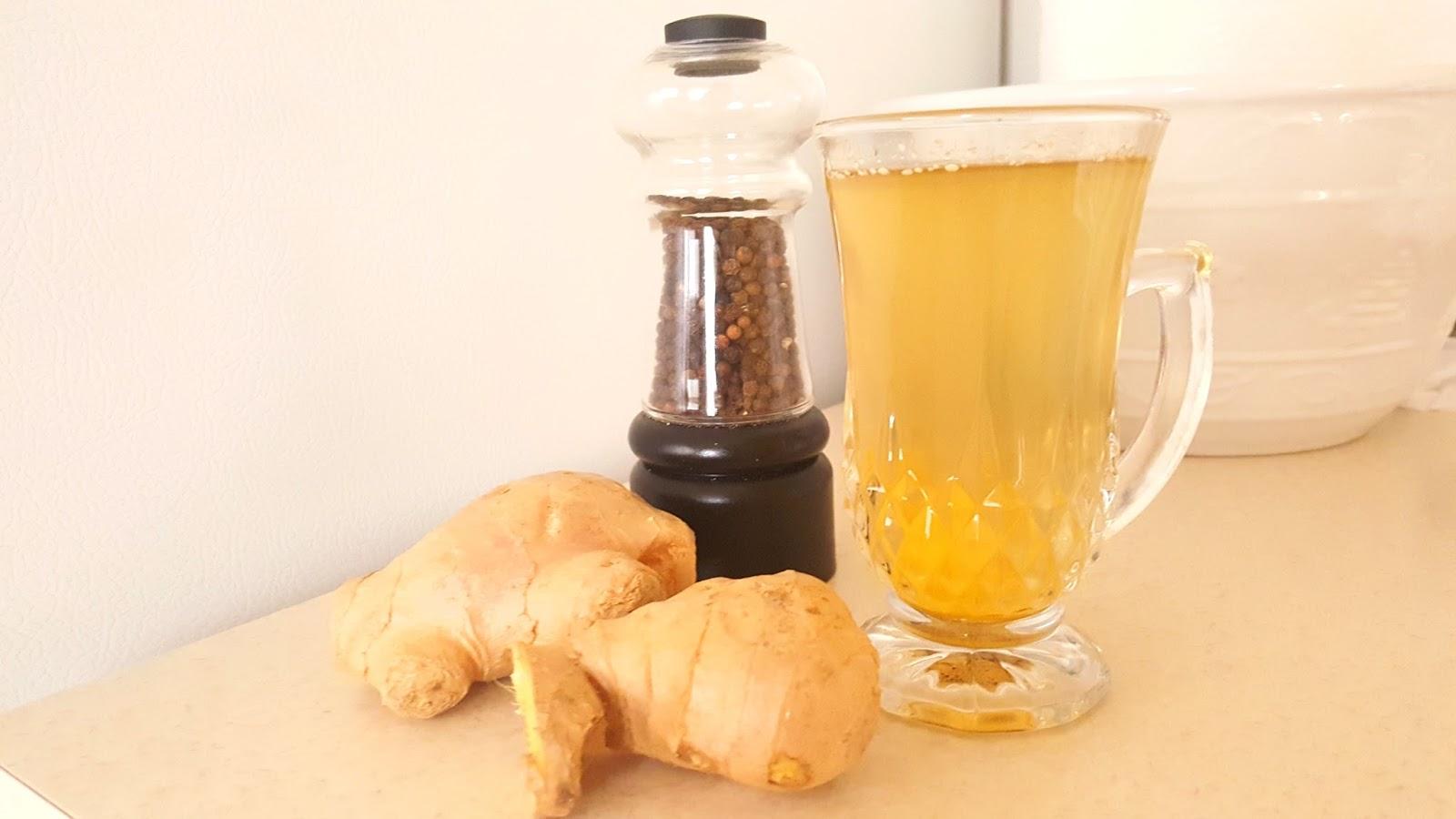Zencefil Çayı Nasıl Hazırlanır