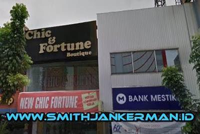 Lowongan Chic & Fortune Pekanbaru Mei 2018