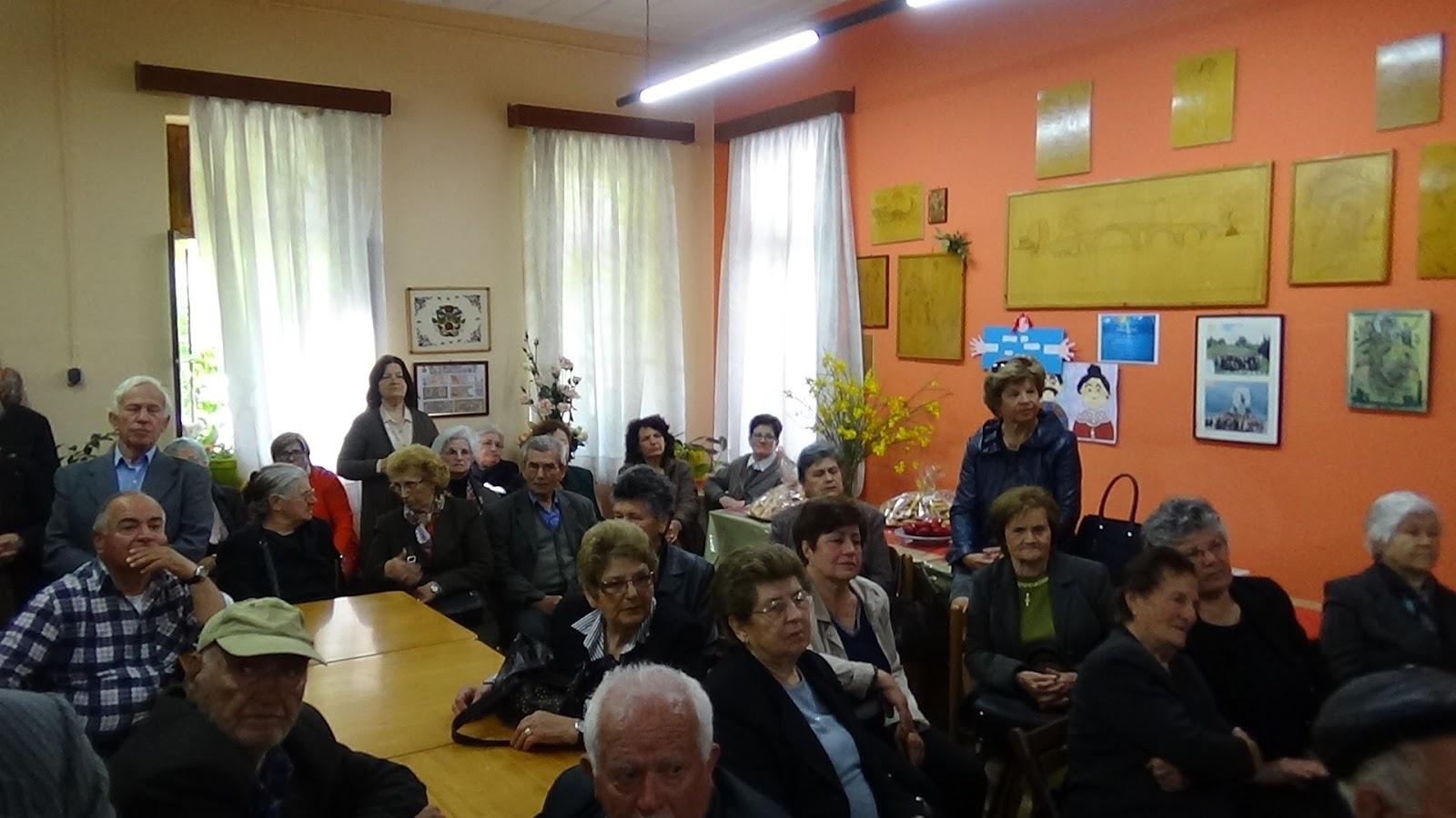 Πλήθος κόσμου στην καθιερωμένη Γιορτή Αγάπης στο ΚΑΠΗ του Δήμου Αρταίων