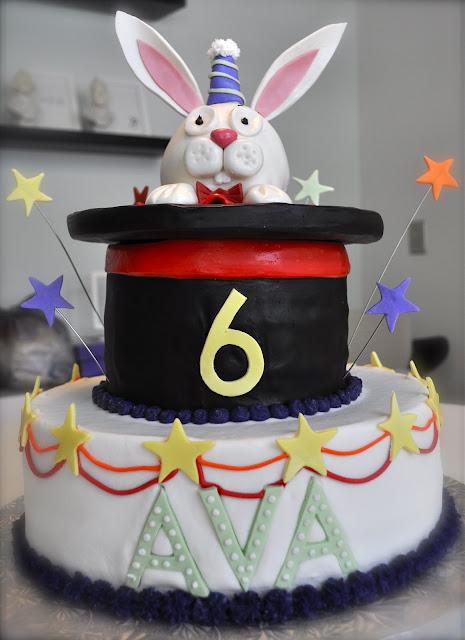 Megmade Cakes Ava S Magic Cake