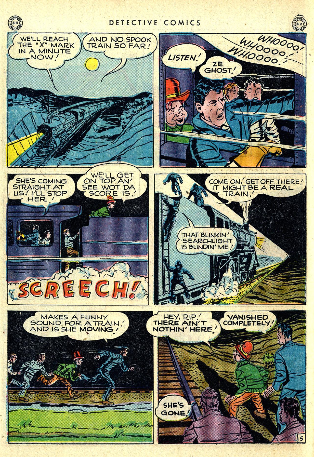 Read online Detective Comics (1937) comic -  Issue #121 - 42