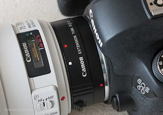 Canon EF Lens Full Time Manual Focus Override