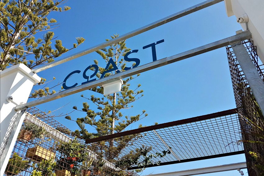 Coast Port Beach Restaurant Perth Australia