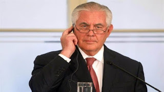 """Tillerson habla en Perú de """"posibles acciones"""" en Venezuela"""
