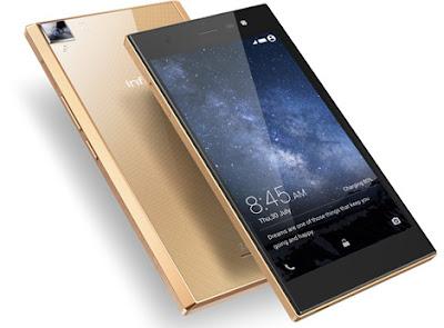 Harga Infinix Zero 3 X552 Terbaru, Spesifikasi Android Lollipop 4G LTE Kamera 20.7 MP