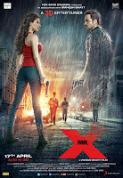 Mr. X 2015 Hindi 720p DVDRip Full Movie Download