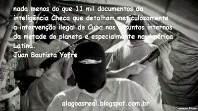Foi Cuba : a intervenção clandestina de Cuba na América Latina